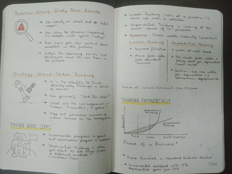 Exponential Thinking Jim Kwik Stechnotes