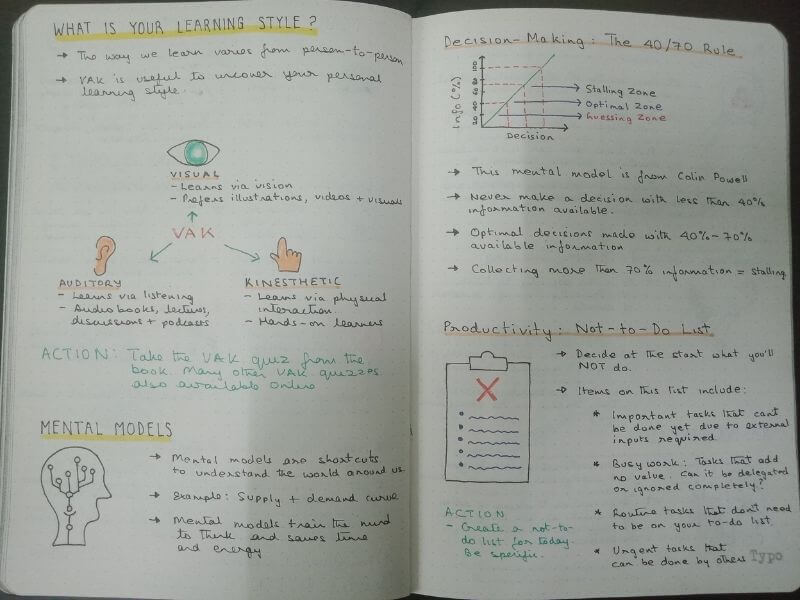 Learning Styles and Mental Models Jim Kwik Book Notes